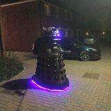 Bracknell Dalek Royalty Free Stock Photography