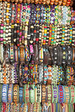 Braclets and bangles Royalty Free Stock Photos