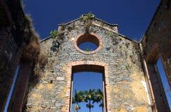 Bracuhy`s mill 1. Ruins of Bracuhy`s mill at Angra dos Reis, Rio de Janeiro - Brazil Stock Photos