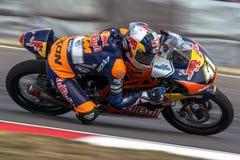 Brad Binder, MOTOGP Brno 2015 Stock Image