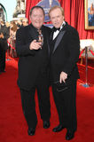 Brad Bird, John Lasseter Royalty Free Stock Images