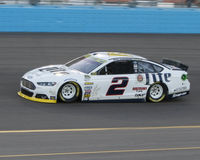 Brad Keselowski Stock Photo