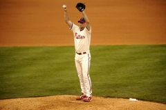 Brad Lidge Royalty Free Stock Photo