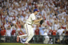 Brad Lidge Royalty Free Stock Photos