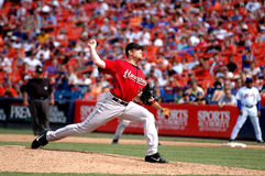 Brad Lidge Houston Astros Royalty-vrije Stock Afbeelding