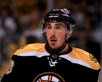 Brad Marchand Boston Bruins Stockfotografie