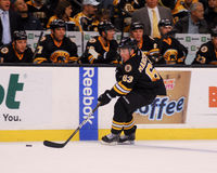 Brad Marchand Boston Bruins Royalty-vrije Stock Afbeelding