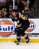 Brad Marchand, Boston Bruins in avanti Fotografia Stock