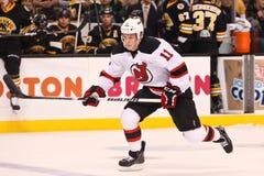 Brad Mills New Jersey Devils Lizenzfreies Stockbild