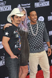 Brad Paisley & Kesha & Ludacris Royalty Free Stock Photo