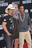 Brad Paisley & Kesha & Ludacris Royalty Free Stock Photography