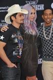 Brad Paisley & Kesha & Ludacris Stock Images