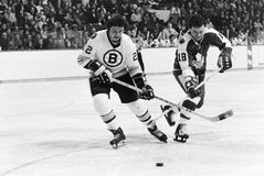 Brad Park Boston Bruins Royalty Free Stock Photos