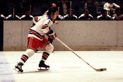 Brad Park New York Rangers Royalty Free Stock Photo