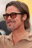 Brad Pitt. At the Kung Fu Panda 2 Film Premiere, Chinese Theater, Hollywood, CA. 05-22-11 Stock Image