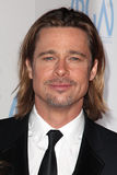 Brad Pitt. At the 23rd Annual Producers Guild Awards, Beverly Hilton, Beverly Hills, CA 01-21-12 Royalty Free Stock Photography