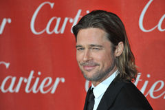 Brad Pitt. At the 2012 Palm Springs Film Festival Awards Gala at the Palm Springs Convention Centre. January 7, 2012  Palm Springs, CA Picture: Paul Smith / Stock Images