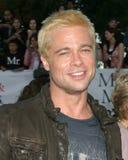 Brad Pitt Lizenzfreies Stockbild