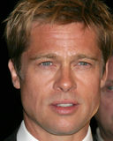 Brad Pitt. Palm Springs Film Festival Gala Palm Springs Convention Center Palm Springs,  CA January 6, 2007 Royalty Free Stock Photography