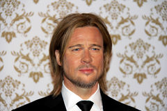 Brad Pitt Photographie stock