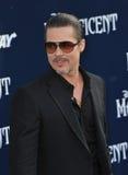 Brad Pitt royaltyfria bilder