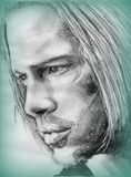 Brad Pitt Royaltyfria Foton