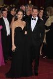 Brad Pitt, Angelina Jolie Stock Photos