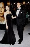 Brad Pitt e Angelina Jolie fotos de stock