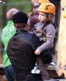 Brad Pitt et Angelina Jolie Photo libre de droits