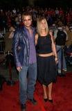 Brad Pitt, Jennifer Aniston Στοκ εικόνα με δικαίωμα ελεύθερης χρήσης