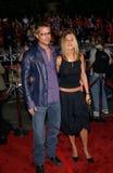 Brad Pitt,Jennifer Aniston Royalty Free Stock Image