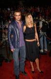 Brad Pitt,Jennifer Aniston Royalty Free Stock Photo