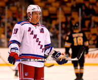 Brad Richards New York Rangers Royalty Free Stock Photography