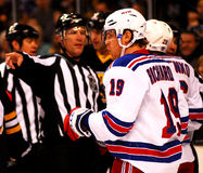 Brad Richards New York Rangers Royalty Free Stock Photos