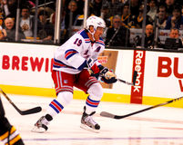 Brad Richards New York Rangers Royalty Free Stock Images