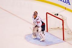 Braden Holtby Washington Capitals. Washington Capitals goalie Braden Holtby #70 stock image