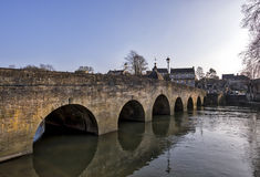 Bradford on Avon Royalty Free Stock Images