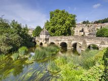 Bradford on Avon Somerset UK royalty free stock images
