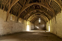 Bradford-on-Avon Tithe Barn Royalty Free Stock Photography