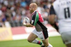 bradford byków arlekinów liga rugby v Zdjęcie Stock