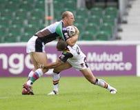 bradford byków arlekinów liga rugby v Obraz Royalty Free