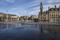 Bradford Centenary Square Stock Photos
