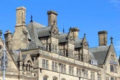 Bradford City Hall fotografia de stock