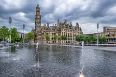 Bradford City Hall Royalty Free Stock Photos