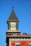 Bradford clock tower Royalty Free Stock Images