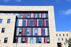 Bradford College imagem de stock