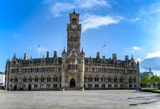 Bradford Town Hall England Royalty Free Stock Images