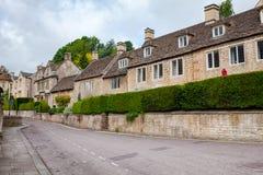 Bradford-på-Avon arkitektur Wiltshire sydvästliga England UK arkivfoton