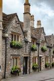 Bradford-på-Avon arkitektur Wiltshire sydvästliga England UK royaltyfria foton