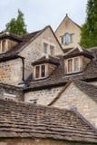 Bradford-på-Avon arkitektur Wiltshire sydvästliga England UK royaltyfria bilder